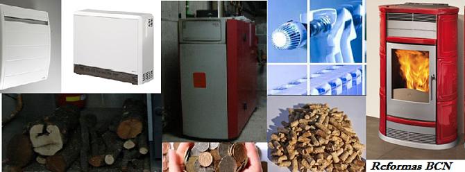 C mo ahorrar en calefacci n instalaciones de biomasa - Tipos de calefaccion para casas ...