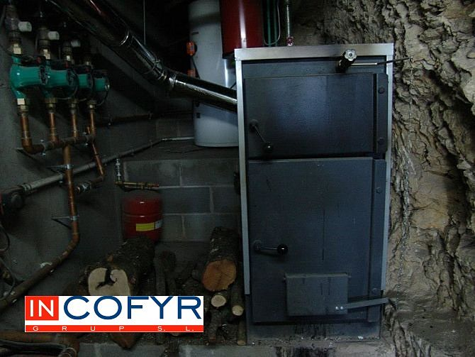 C mo ahorrar en calefacci n instalaciones de biomasa for Precio instalacion calefaccion gasoil