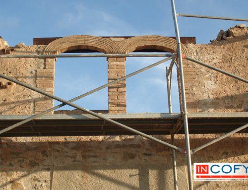 Restauraciones y rehabilitaciones de casas antiguas