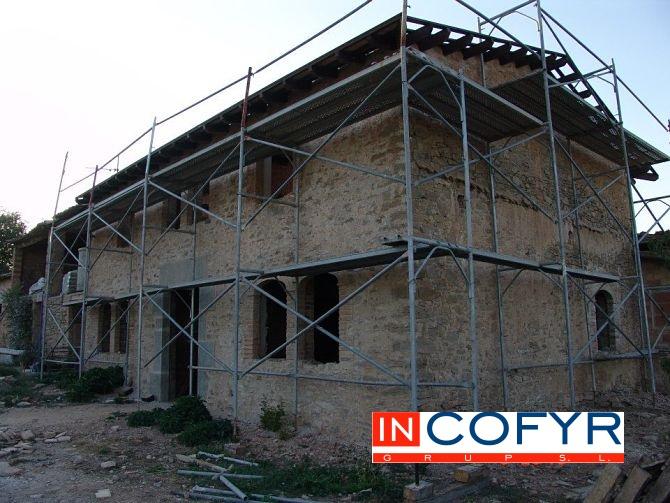 Reformar casa antigua presupuesto incofyr - Reformas de casas antiguas ...