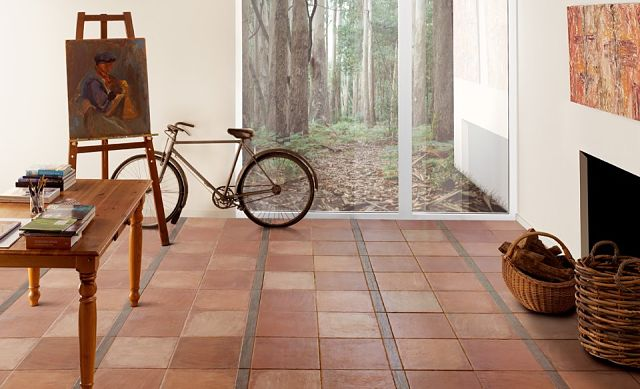 Reformas de cocinas rusticas estilo antiguo - Azulejos rusticos para patios ...