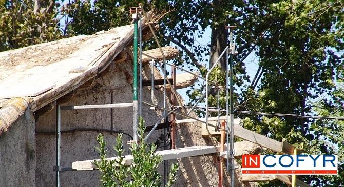 Reformas de tejados en casas viejas