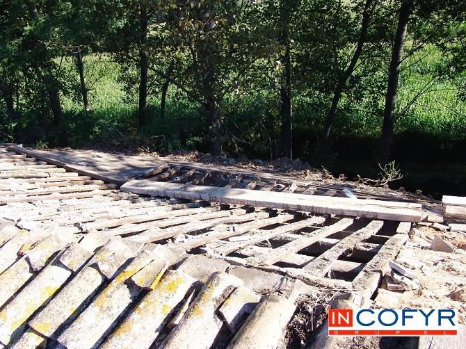 Imagen reforma de tejado de madera