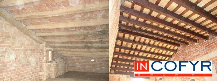 Cuanto cuesta reformar el tejado de una casa vieja