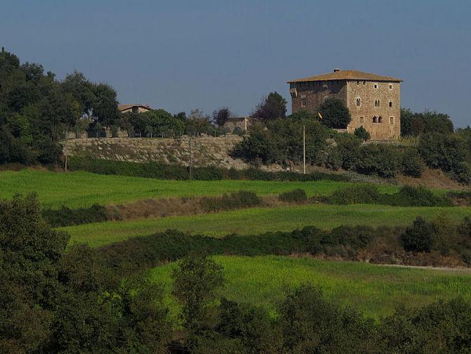 Reformas de fachada en un castillo