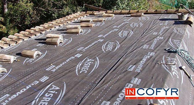 solucion goteras tejado