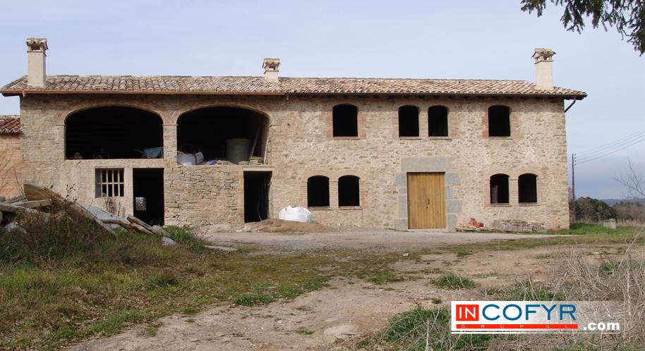 Cuanto cuesta restaurar una casa vieja incofyr for Cuanto cuesta hacer un proyecto de una casa