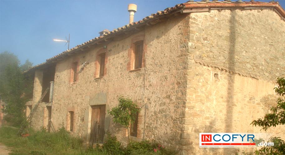 Reformar casa antigua presupuesto incofyr - Restaurar casas antiguas ...