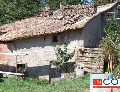 Reforma de un tejado de madera – Casa vieja