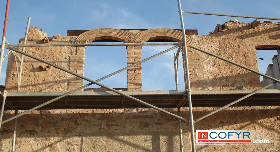 Cuanto cuesta restaurar una casa vieja incofyr - Reformas de casas antiguas ...