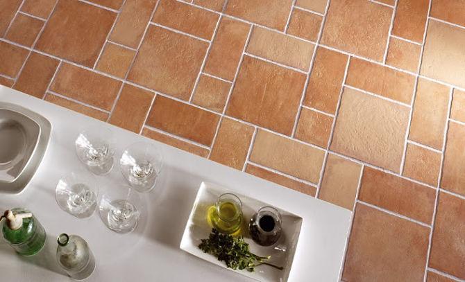 Reformas de cocinas rusticas estilo antiguo for Azulejos y suelos para cocinas